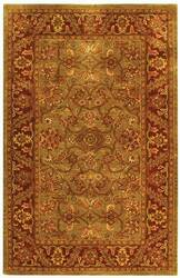 Safavieh Golden Jaipur GJ250A Green / Rust Area Rug