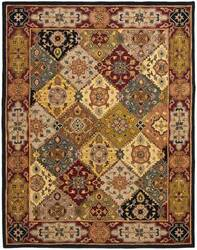 Safavieh Heritage HG512B Multi / Red Area Rug