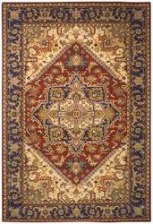 Safavieh Heritage HG625A Red Area Rug