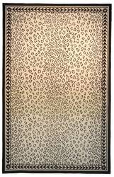 Safavieh Chelsea HK15C White / Black Area Rug