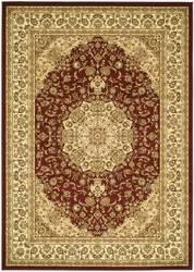 Safavieh Lyndhurst LNH222B Red / Ivory Area Rug