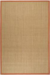 Safavieh Natural Fiber NF442B Red Area Rug