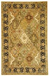 Safavieh Persian Legend PL510A Light Green / Black Area Rug