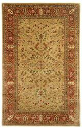 Safavieh Persian Legend PL511A Gold / Rust Area Rug