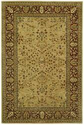 Safavieh Persian Legend PL519D Ivory / Rust Area Rug