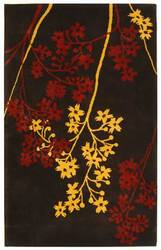 Safavieh Soho Soh316a Brown / Red Area Rug