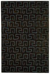 Safavieh Soho Soh416b Brown / Light Blue Area Rug