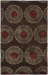 Safavieh Soho Soh821b Coffee / Brown Area Rug