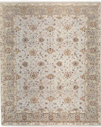 Samad Cote D'Azur Beau Rivage Sterling/Pewter Area Rug