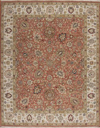 Samad Sovereign Cyrus Clay/Ivory Area Rug