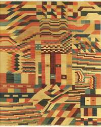 Samad Sunrise Mesa  Area Rug