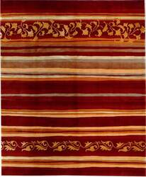 Samad Presidential Taft Red Area Rug