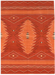 Samad Navajo TS-21 Orange Area Rug