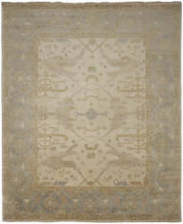 Shalom Brothers Oushak Ou-34 Antique Wash Finish Area Rug