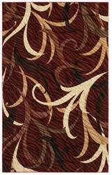 Shaw Centre Street Karma Red 13800 Area Rug