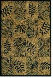 Shaw Accents Outback Ebony - 19500 Area Rug