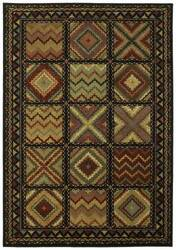 Shaw Phillip Crowe Timber Creek Mojave Onyx-09500 Area Rug