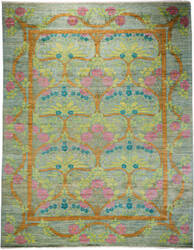 Solo Rugs Arts And Crafts 176270  Area Rug