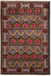Solo Rugs Arts And Crafts 176297  Area Rug