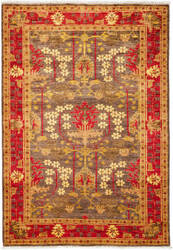 Solo Rugs Arts And Crafts 176352  Area Rug