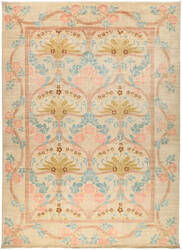 Solo Rugs Arts And Crafts 176420  Area Rug