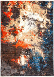 Solo Rugs Eclectic M1877-307  Area Rug