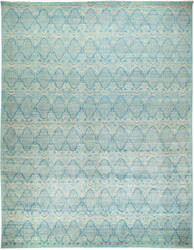 Solo Rugs Eclectic M1877-310  Area Rug