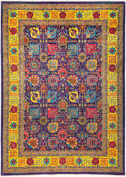Solo Rugs Eclectic M1877-314  Area Rug
