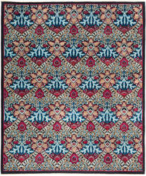 Solo Rugs Eclectic M1877-324  Area Rug