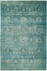 Solo Rugs Vibrance M1877-47  Area Rug