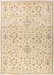 Solo Rugs Eclectic M1881-16  Area Rug