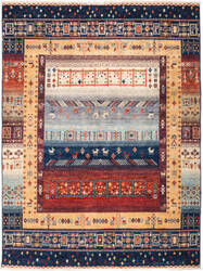 Solo Rugs Tribal M1881-51  Area Rug