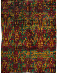 Solo Rugs Sari Silk 177947  Area Rug