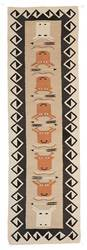 Southwest Looms Dreamcatcher Cattle Call Runner N-11A Area Rug