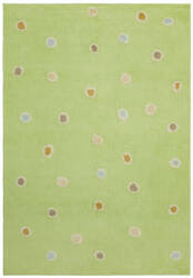 St. Croix Carousel Cc11 Green Area Rug