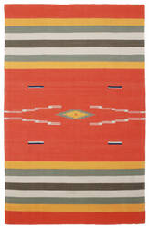 St. Croix Sedona Cfb04 Orange Area Rug