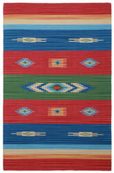 St. Croix Sedona Cfb05 Red Area Rug