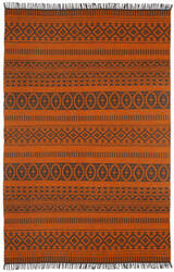 St. Croix Complex Cfw53 Orange Area Rug