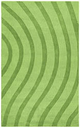 St. Croix Transitions Clt02 Green Area Rug