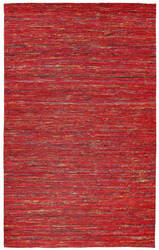 St. Croix Sari Silk Cst06 Red Area Rug