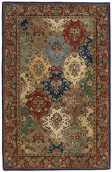 St. Croix Traditions Pt12 Navy Area Rug