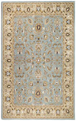 St. Croix Traditions Pt70 Sea Foam Area Rug