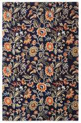 St. Croix Traditions Pt80 Blue Area Rug