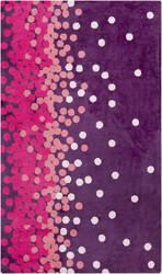 Surya Abigail ABI-9053 Pink / Violet (purple) Area Rug