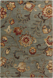 Surya Arabesque ABS-3021 Moss Area Rug