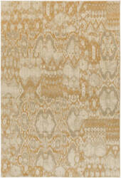 Surya Arabesque Abs-3051 Gold Area Rug