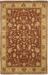 Surya Antolya Ant-9702 Red-Gold-Pink Blush Area Rug