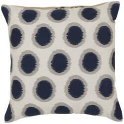 Surya Ikat Dots Pillow Ar-088