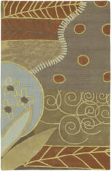 Surya Artist Studio ART-62 Moss-Brown Area Rug