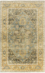 Surya Antique Atq-1012 Charcoal Area Rug